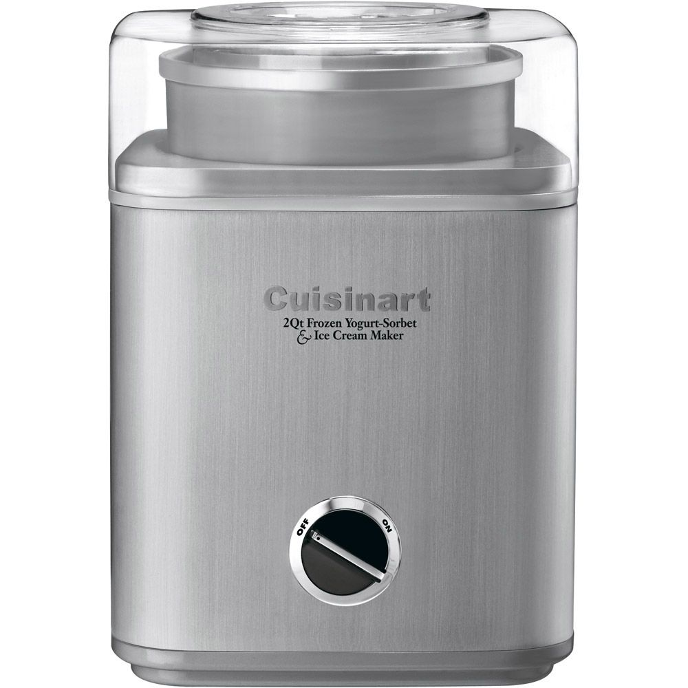 438-040 - Cuisinart® Pure Indulgence™ 2 qt Frozen Yogurt, Sorbet & Ice Cream Maker