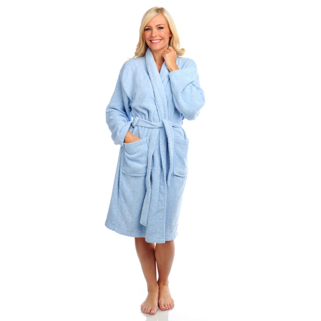 438-064 - Cozelle® Ultra-Absorbent & Color Safe Bath Robe