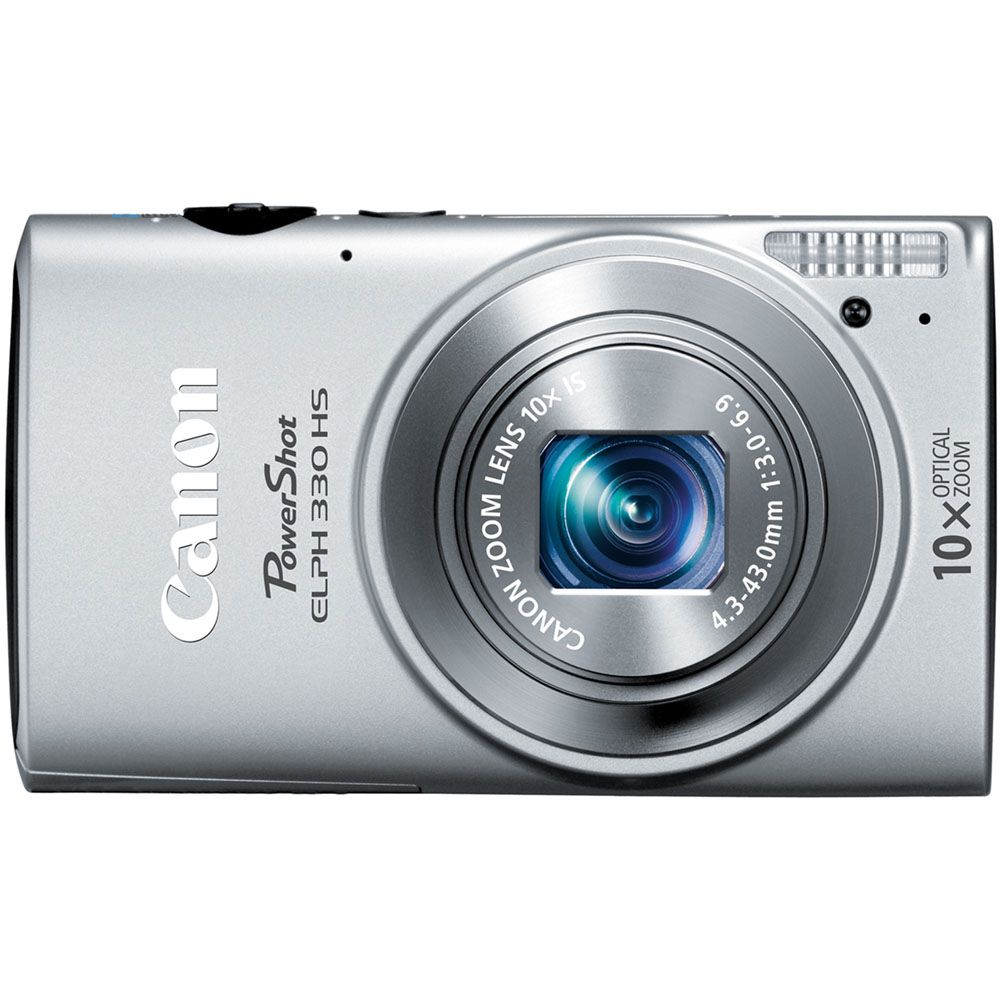 438-140 - Canon PowerShot ELPH 330 HS 12.1MP Digital Camera
