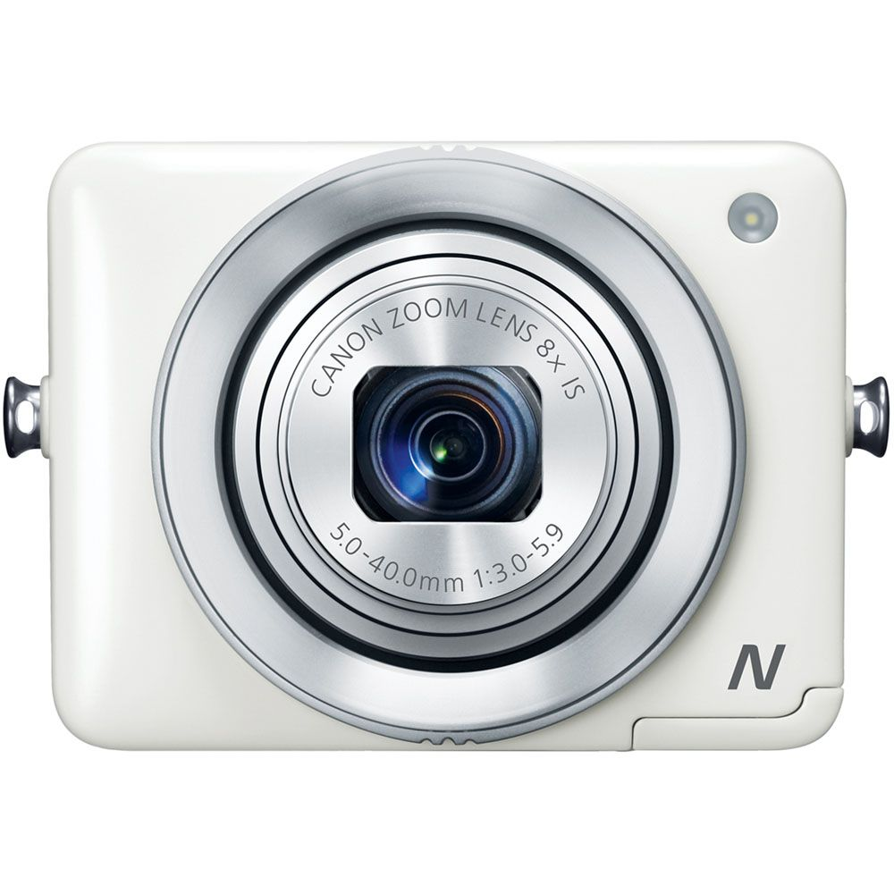 438-141 - Canon PowerShot N 12.1MP Wi-Fi Digital Camera