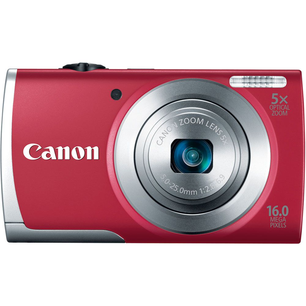 438-142 - Canon PowerShot A2500 16MP Digital Camera
