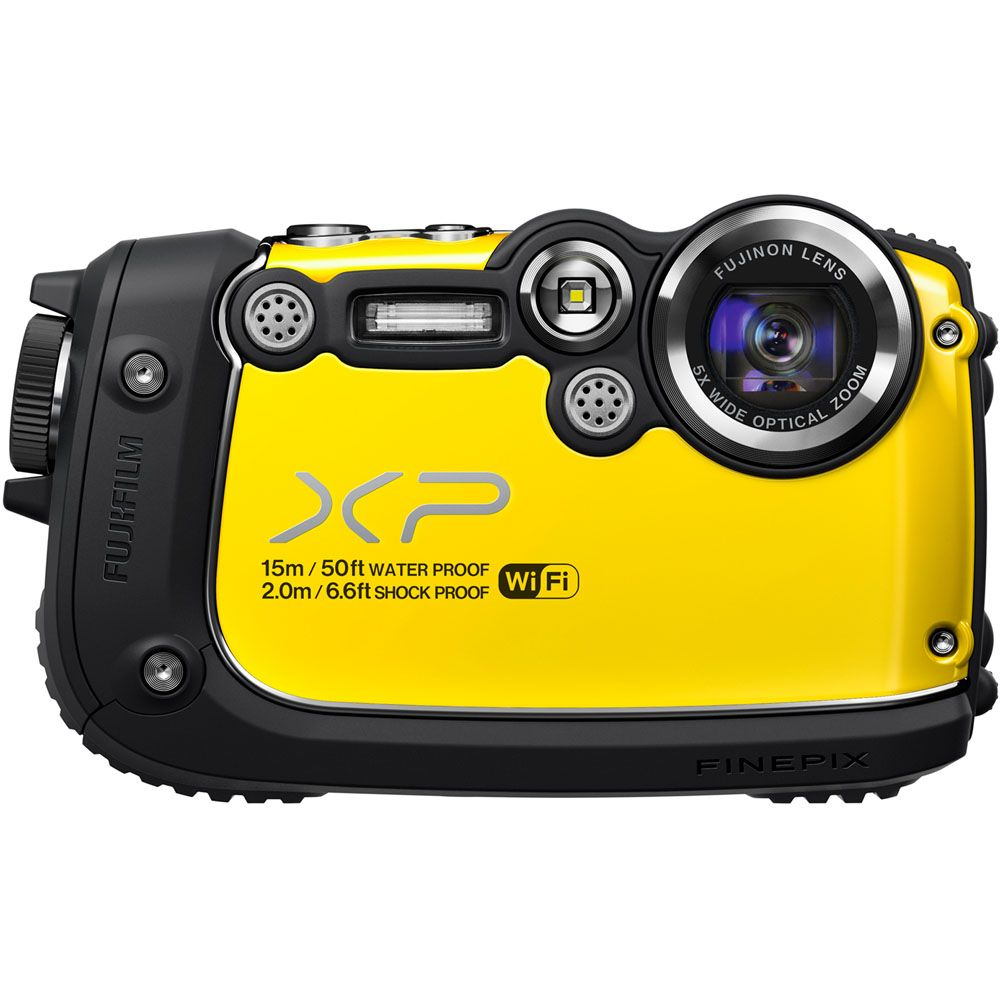 438-147 - Fujifilm FinePix XP200 All-Weather Digital Camera