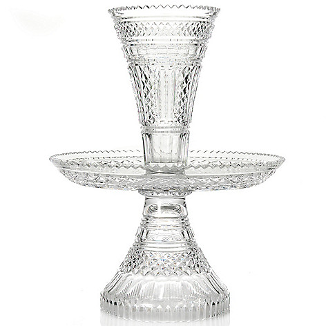438-174 - House of Waterford® Museum Collection Part II Limited Edition Crystal Epergne