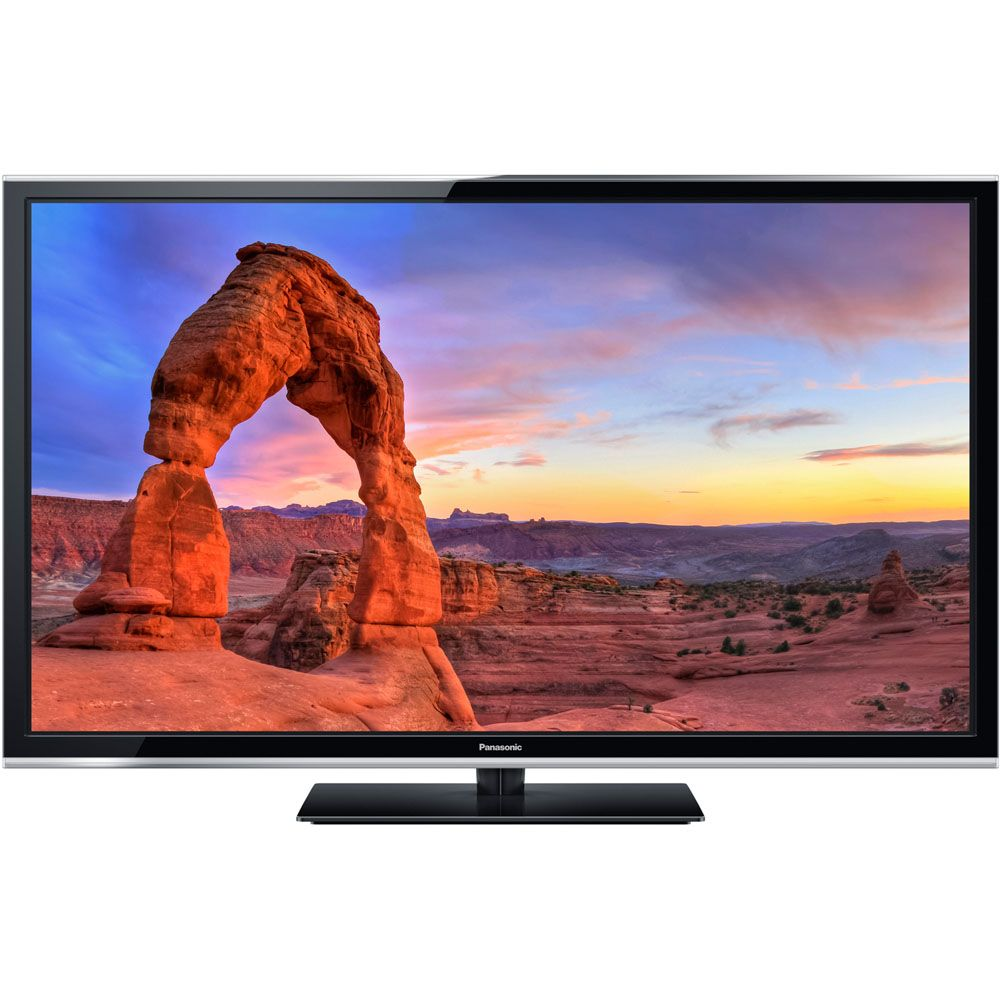 "438-228 - Panasonic TC-P50S60 50"" Smart Viera S60 Series Plasma 1080p Full HDTV"