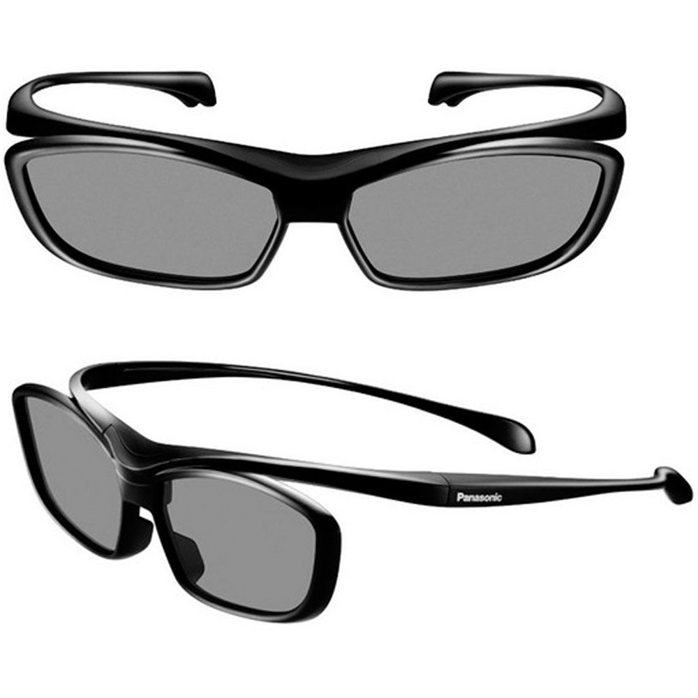 438-237 - Panasonic TY-EP3D10UB 3D Passive Polarized Glasses- Set of Two