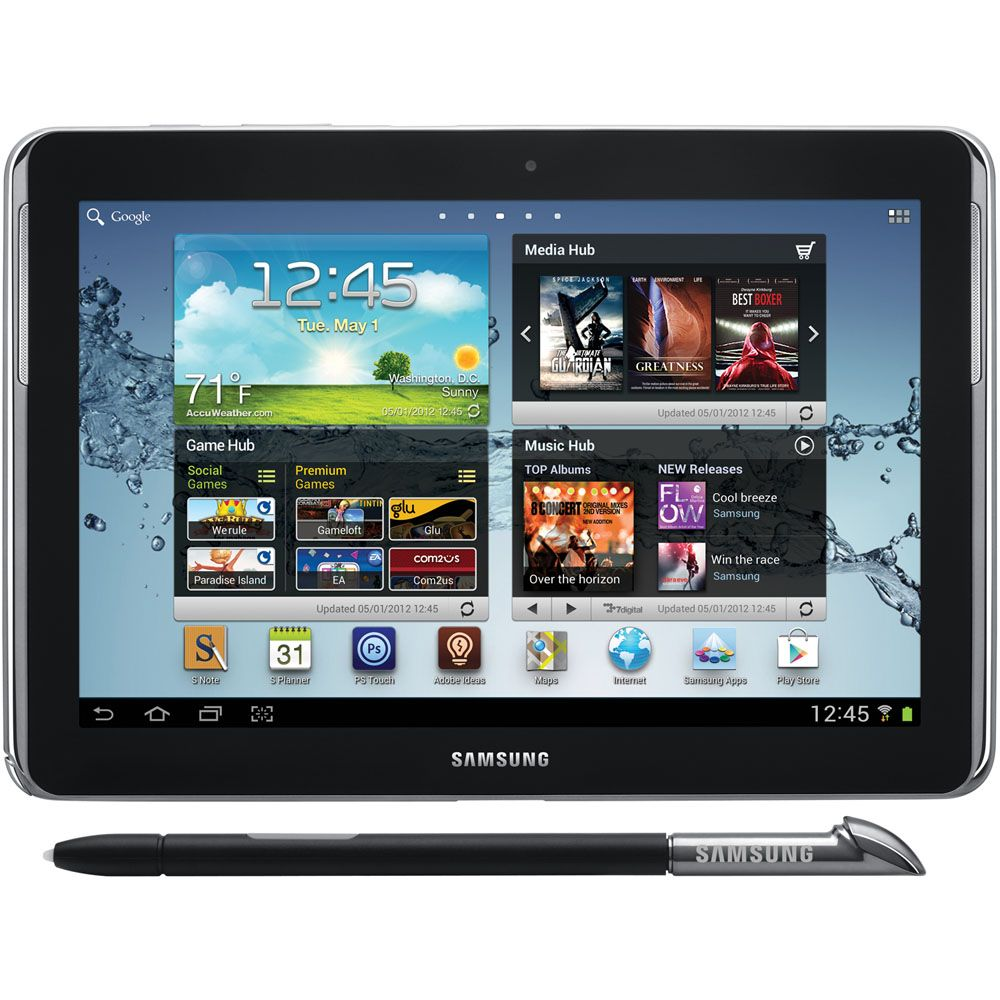 "438-246 - Samsung 10.1"" Galaxy Note Tablet w/ S Pen"