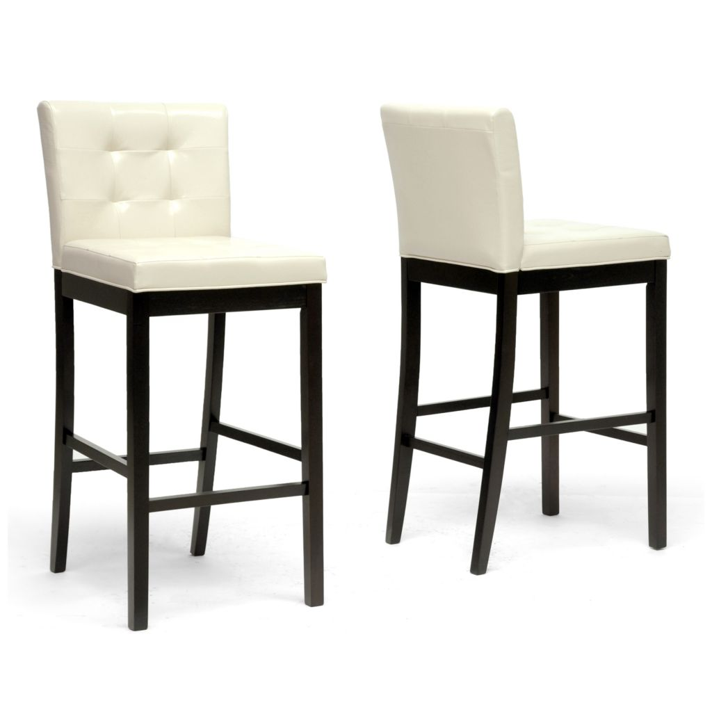 438-371 - Baxton Studio Nottingham Dining Chairs - Set of Two