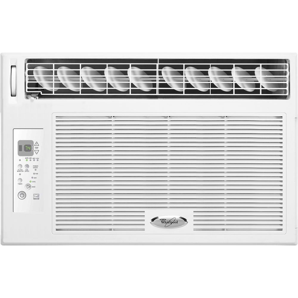 438-385 - Whirlpool® 8,000 BTU 115V Window Mounted Air Conditioner