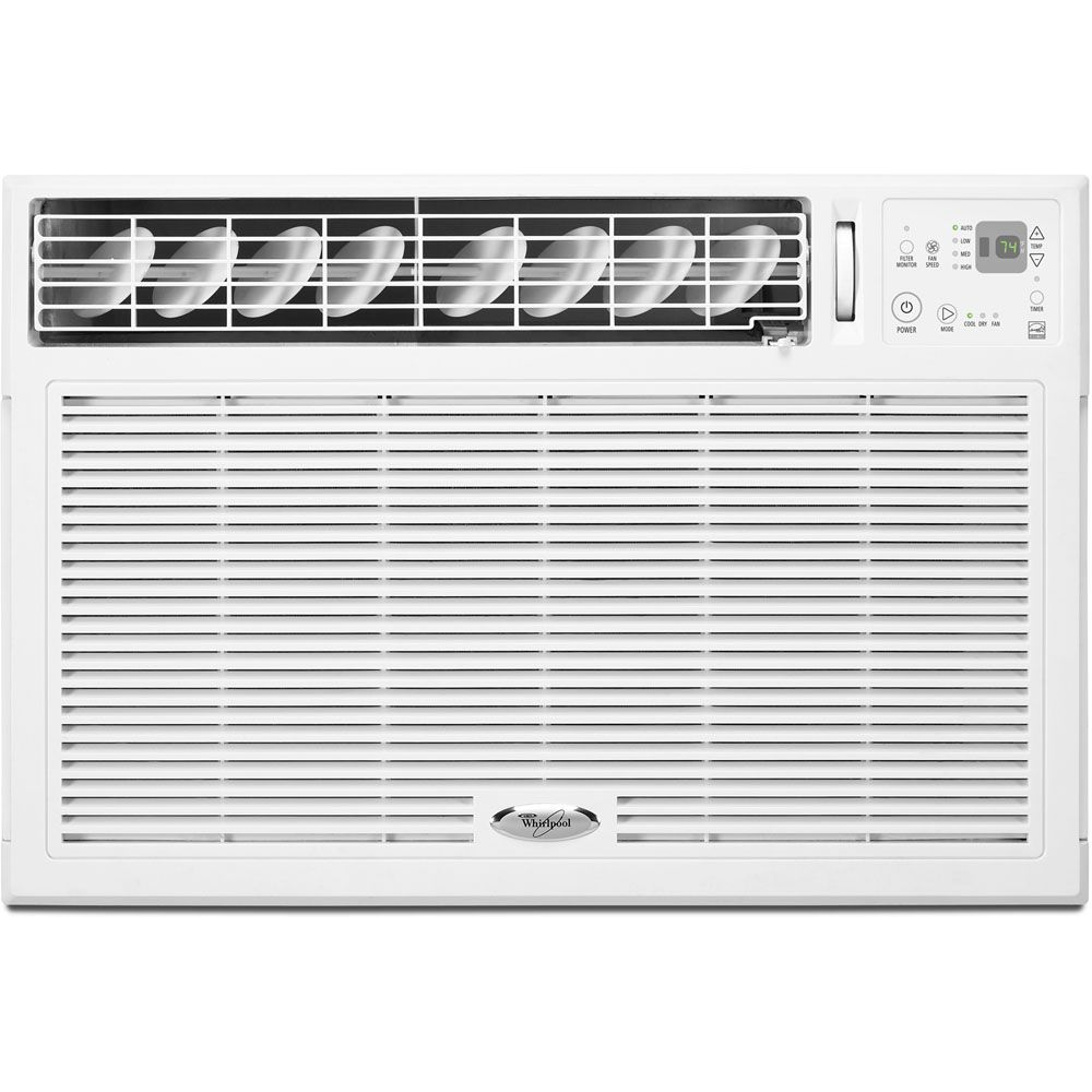 438-386 - Whirlpool® 12,000 BTU 115V Window-Mounted Air Conditioner