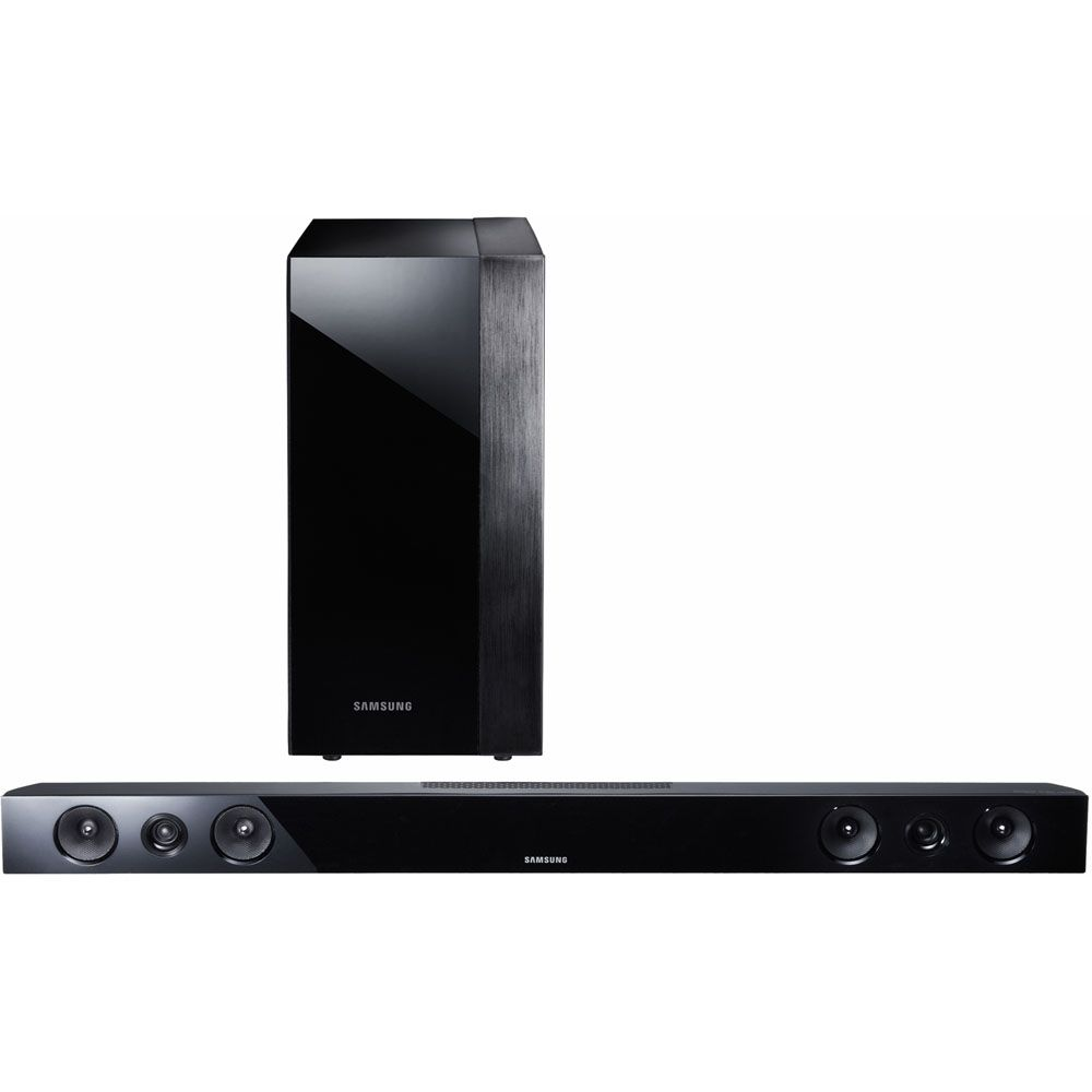 "438-392 - Samsung 2.1 Channel 280W 40"" Soundbar w/ Wireless Soundbar"