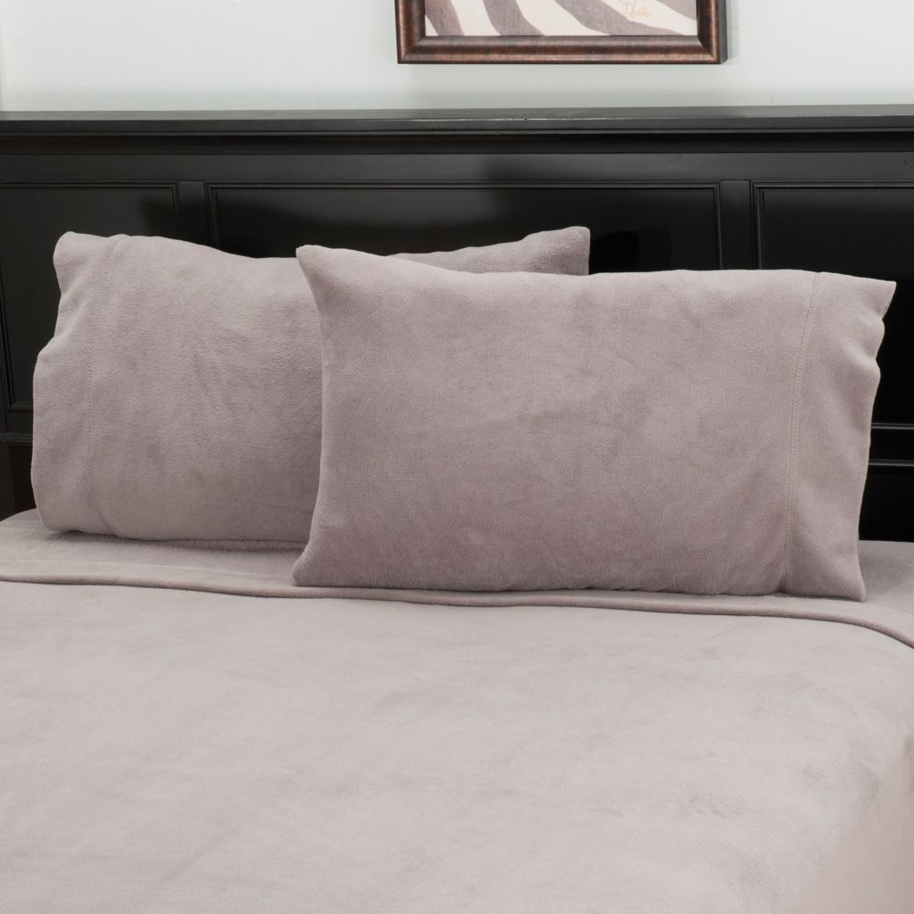 438-422 - Cozelle® Microplush Pillowcase Pair