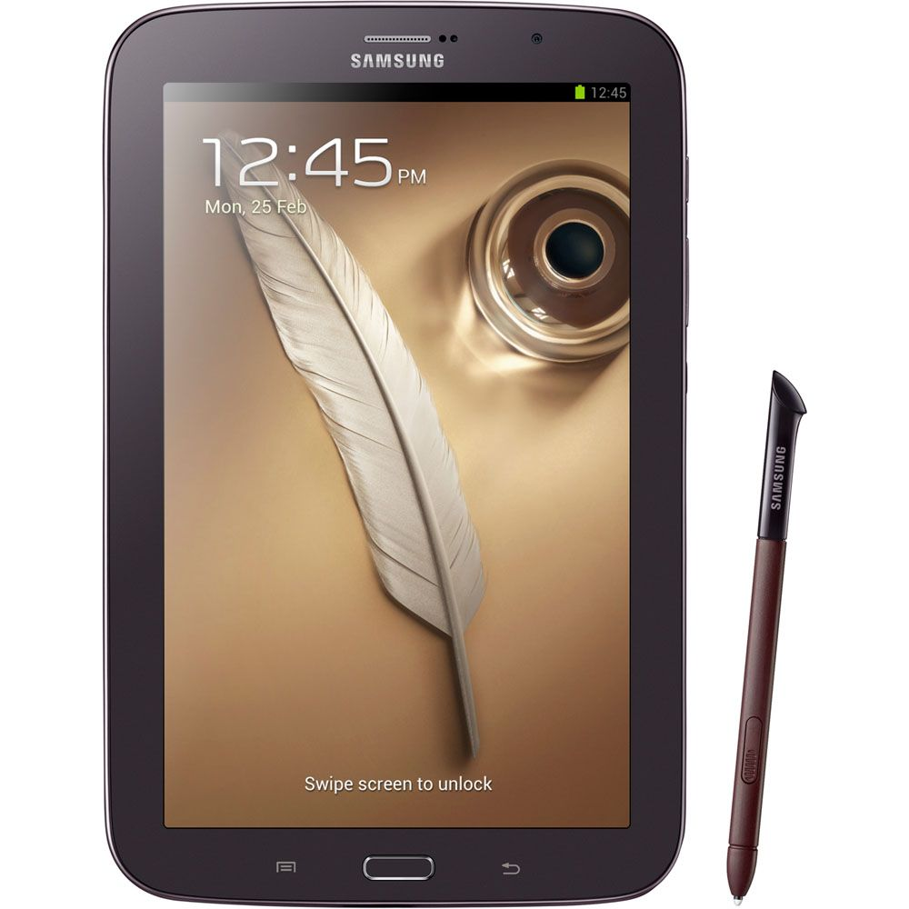"438-512 - Samsung 8"" 16GB Galaxy Note Tablet w/ S Pen"
