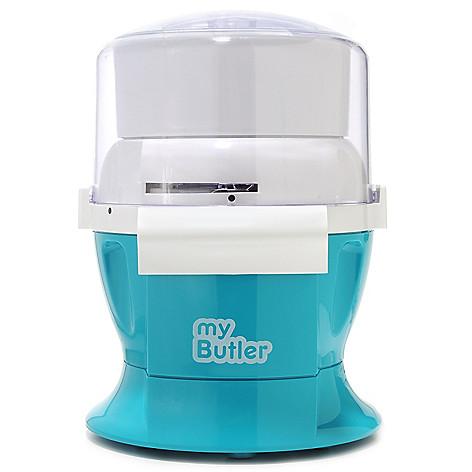 438-518 - My Butler 600W 9 oz 3-in-1 Mixer, Coffee Grinder & Food Processor