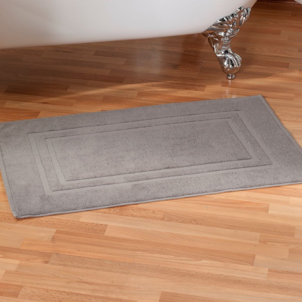 "438-678 - Cozelle® Ultra-Absorbent 100% Cotton 21"" x 34"" Bath Mat"