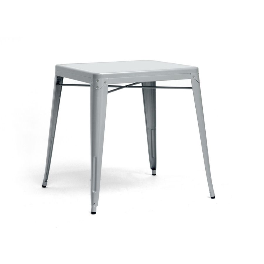 438-686 - French Industrial Modern Dining Table