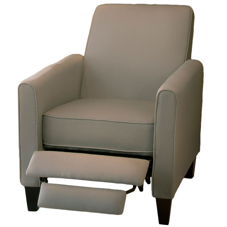 438-725 - Christopher Knight Home™ Darvis Grey Recliner Club Chair
