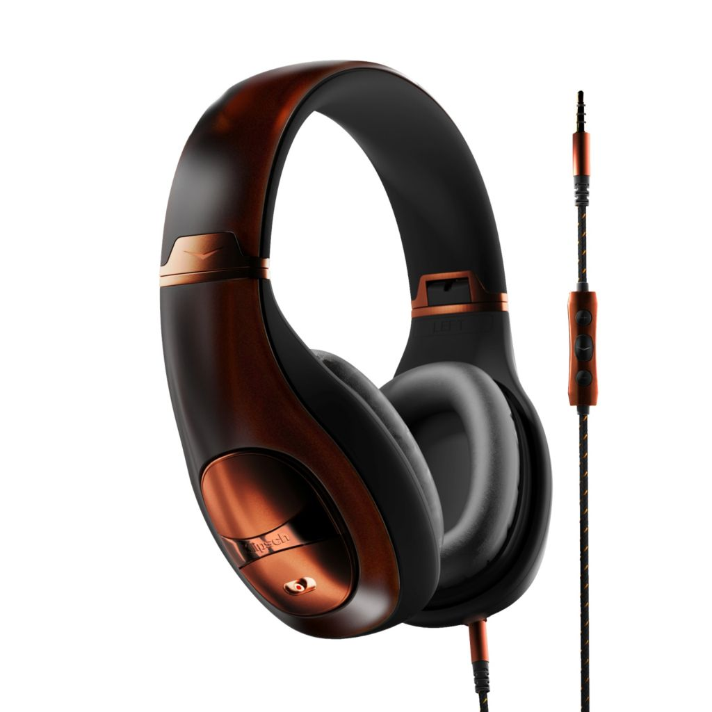 438-840 - Klipsch Reference Mode M40 On-Ear Headphones