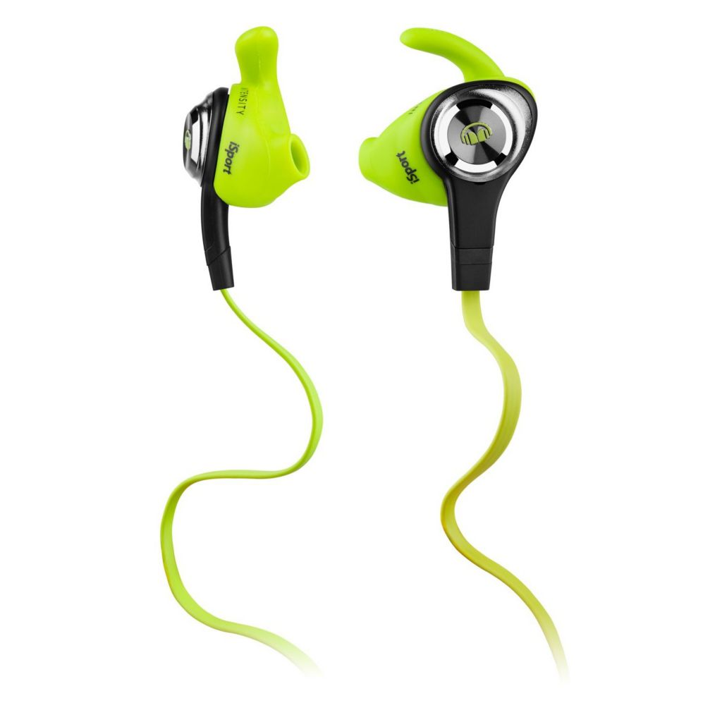 438-847 - Monster iSport Intensity In-Ear Headphones