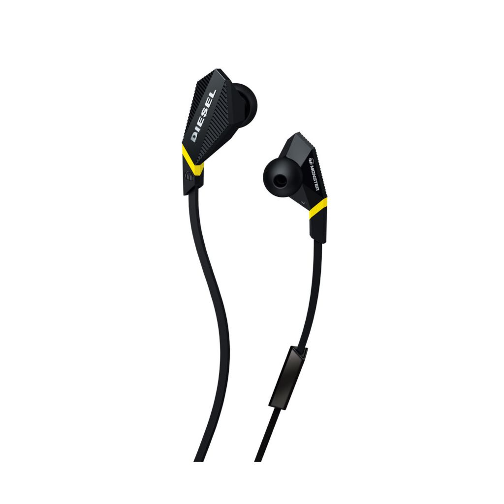 438-849 - Monster Diesel VEKTR In-Ear Headphones with Control Talk Universal