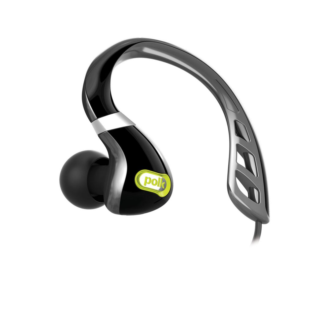 438-853 - Polk Audio UltraFit In-Ear Headphones for Android Devices