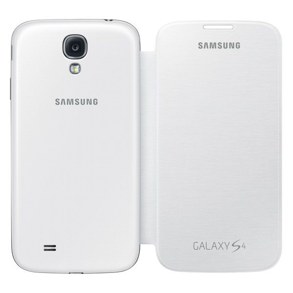 438-897 - Samsung Galaxy S 4 Flip Cover