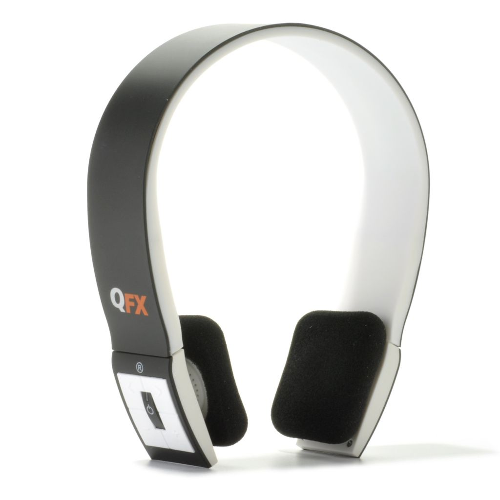 438-918 - QFX Bluetooth® Headset w/ Microphone
