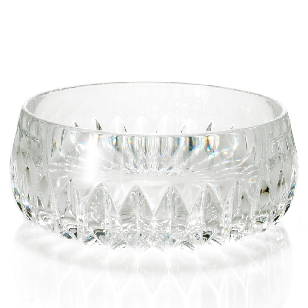 "439-051 - Marquis® by Waterford® ""Brennan"" 8.5"" Crystal Bowl"
