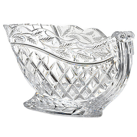 439-052 - Marquis® by Waterford® 9.75'' Crystal Holiday Sleigh
