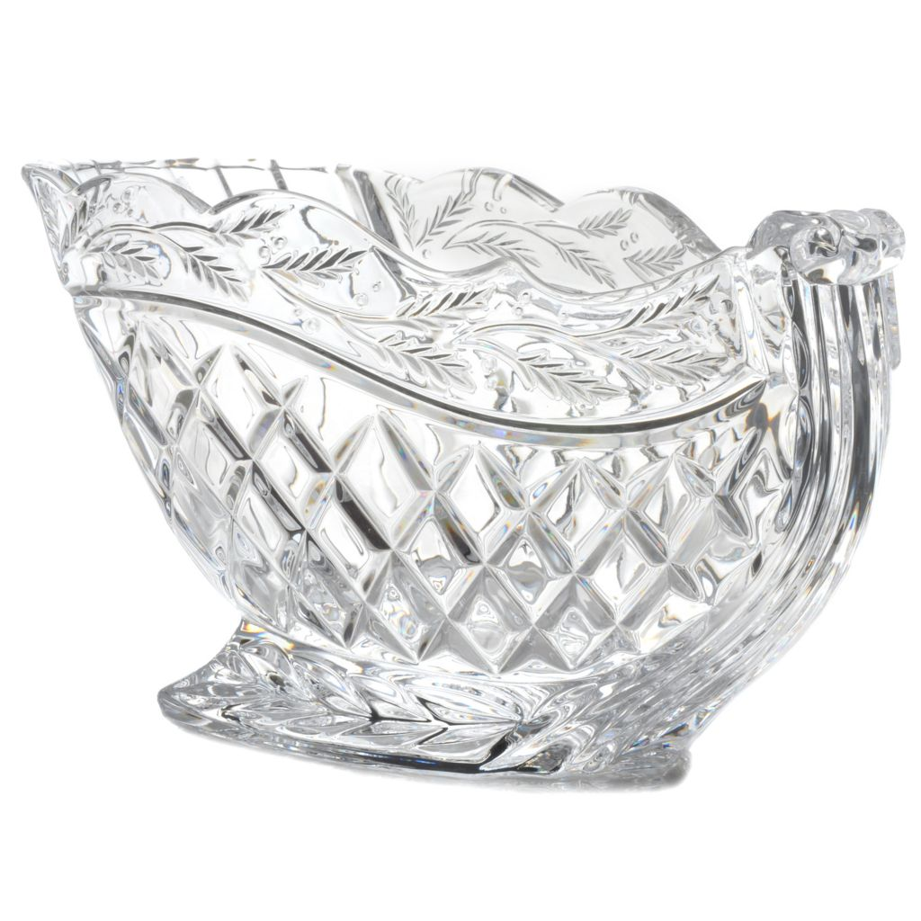 "439-052 - Marquis® by Waterford® 5.5"" Crystalline Holiday Sleigh"