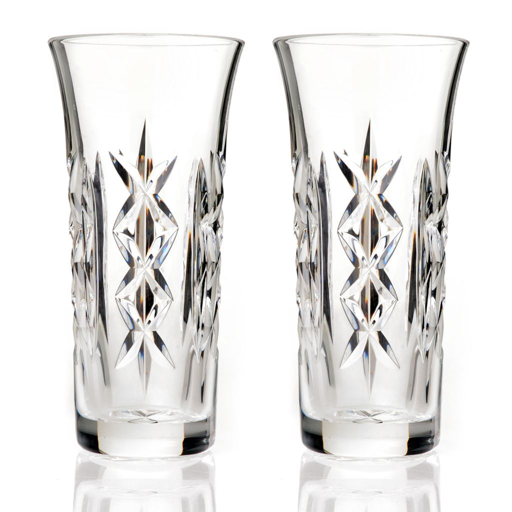 439-062 - Waterford® Crystal Rowena Set of Two 10 oz Iced Tea Glasses