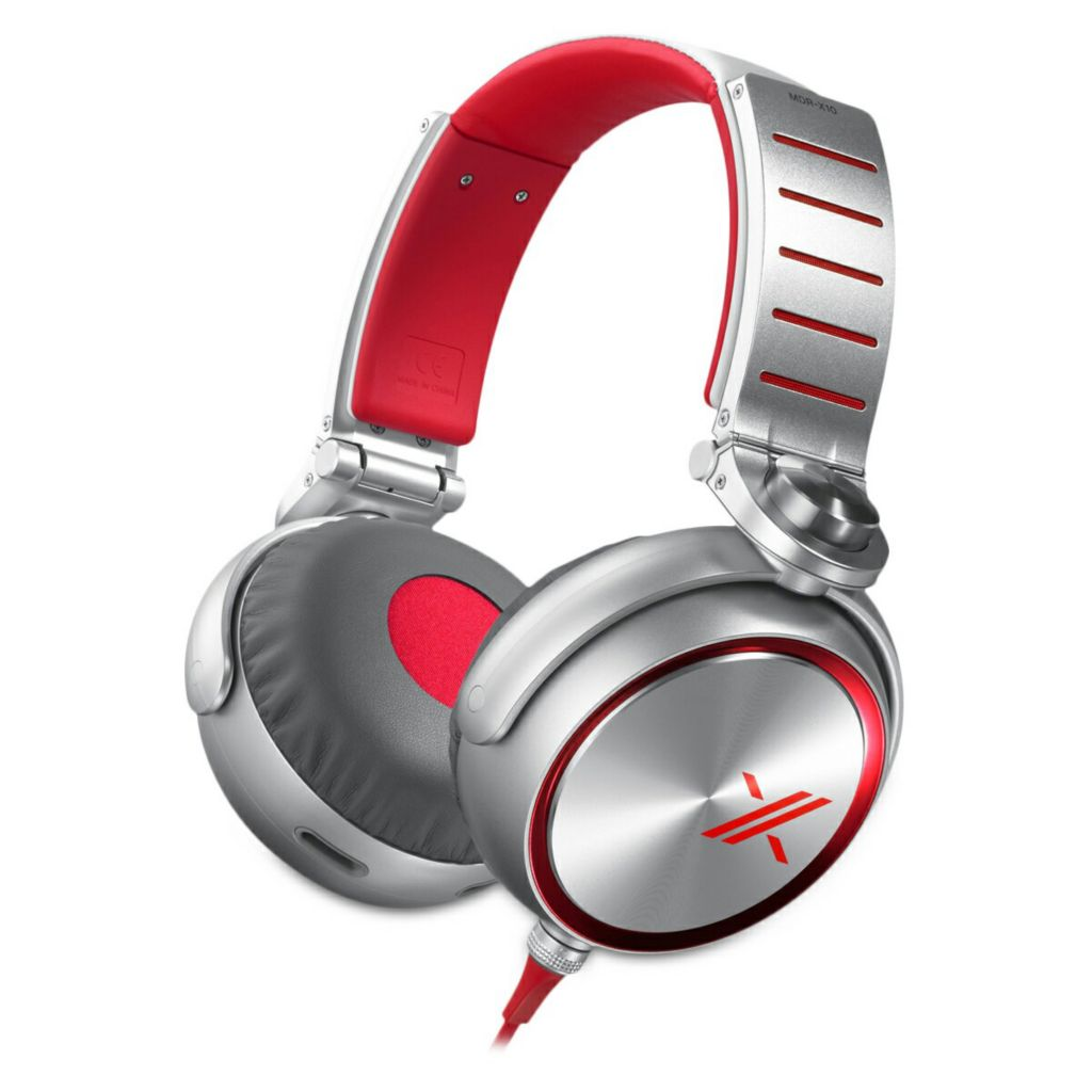 439-083 - Sony Red X Headphones
