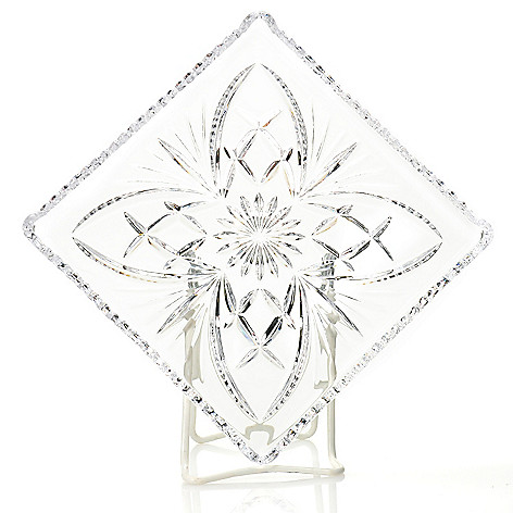 439-122 - Marquis by Waterford Newberry 7.75'' Crystal Square Tray