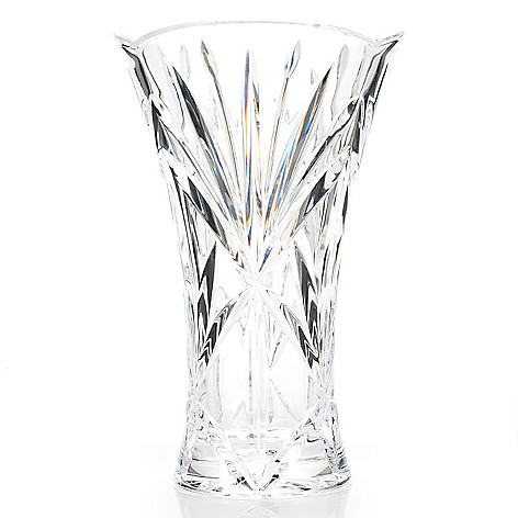 439-123 - Marquis® by Waterford® Southvale 9.5'' Crystal Flared Vase