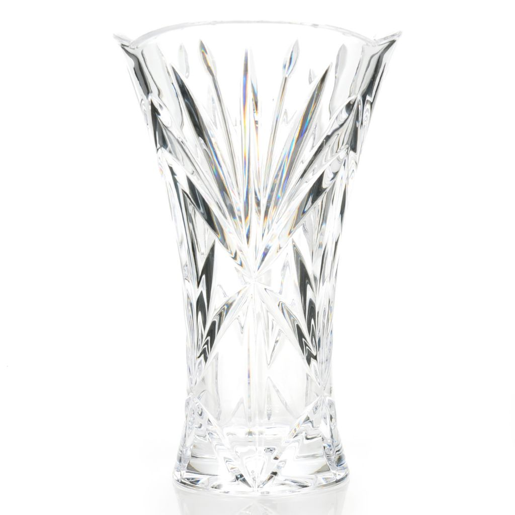 "439-123 - Marquis® by Waterford® Southvale 9.5"" Crystal Vase"