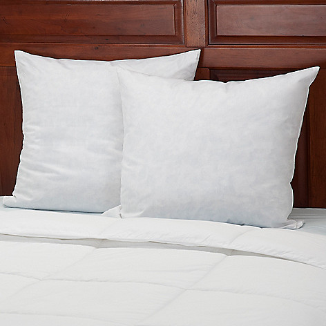 439-245 - Cozelle® 230TC Cotton Euro Pillow Pair
