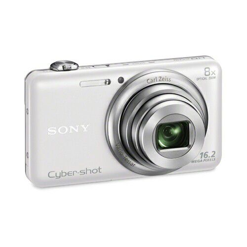 439-317 - Sony® Cybershot 16MP Compact 8X Optical Zoom Digital Camera