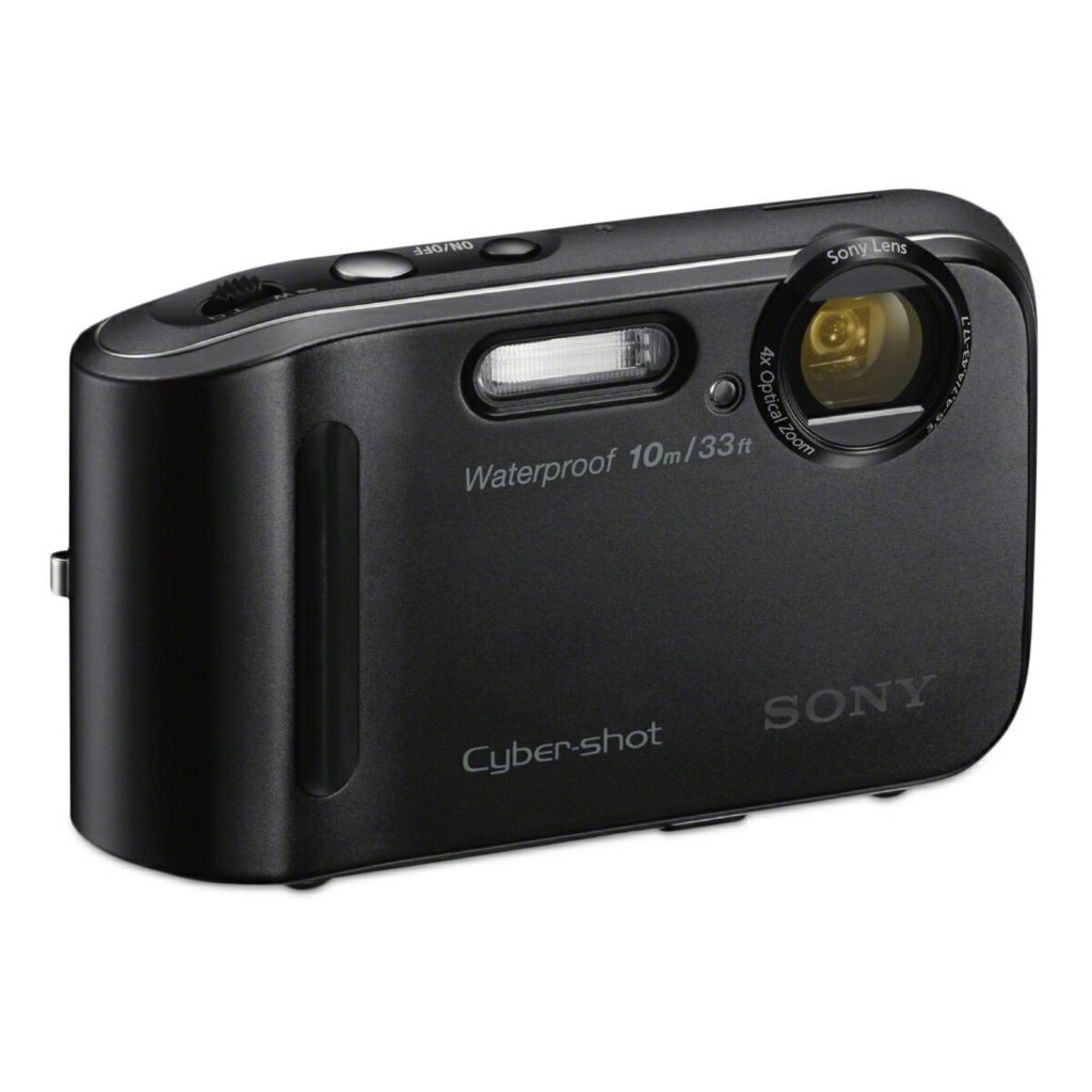 439-318 - Sony Cybershot 16MP Rugged 4X Optical Zoom Digital Camera