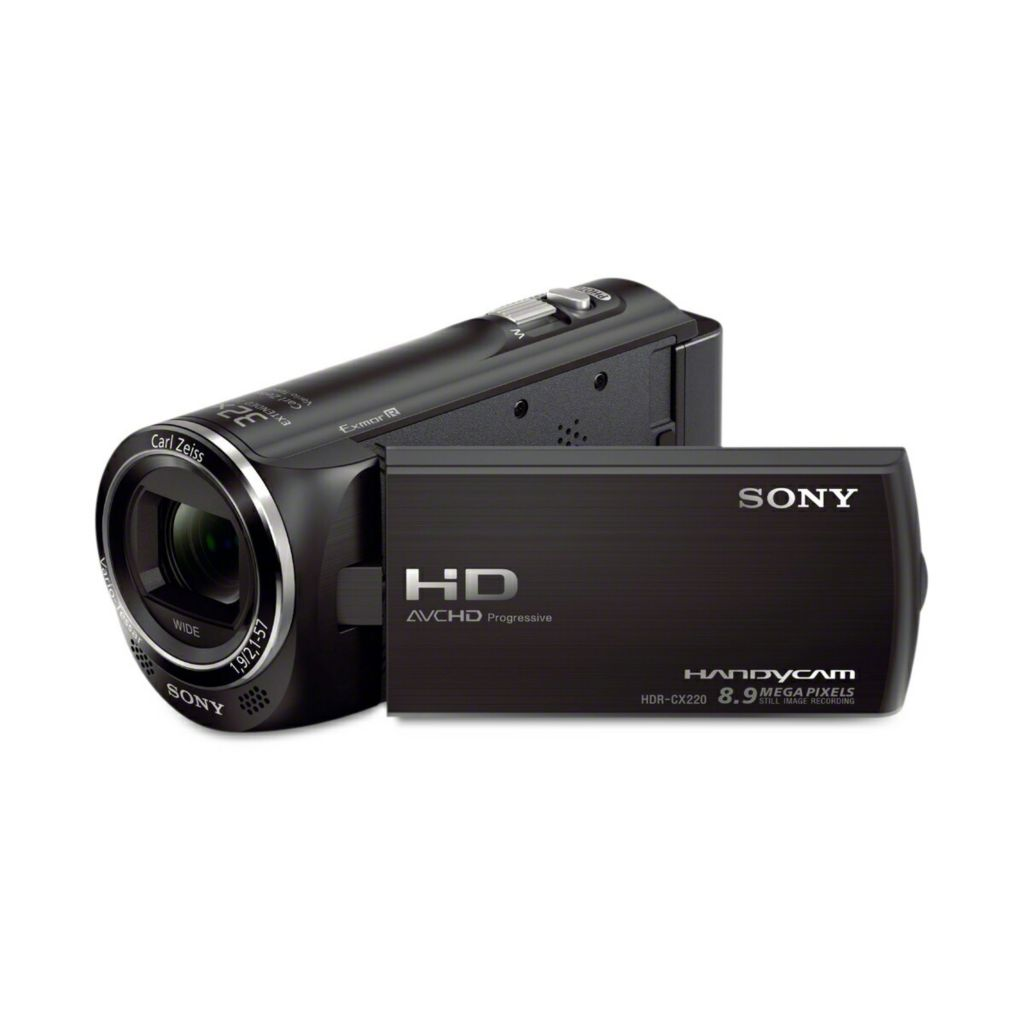 439-325 - Sony Handycam High Definition CMOS Camcorder