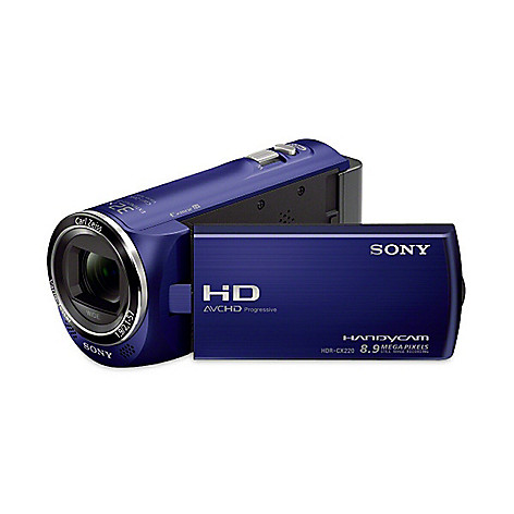 439-326 - Sony Handycam High Definition CMOS Camcorder