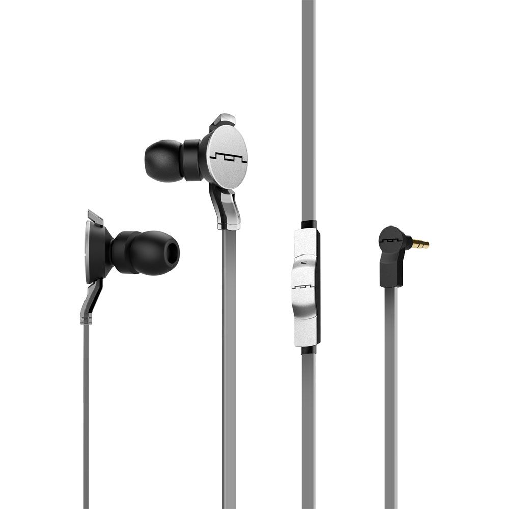 439-397 - SOL REPUBLIC Amps HD In-Ear Headphones w/ 3 Button Remote