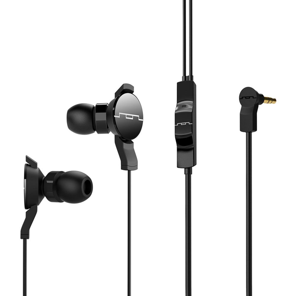 439-406 - SOL REPUBLIC® Amps In-Ear Headphones w/ 3 Button Remote & Microphone