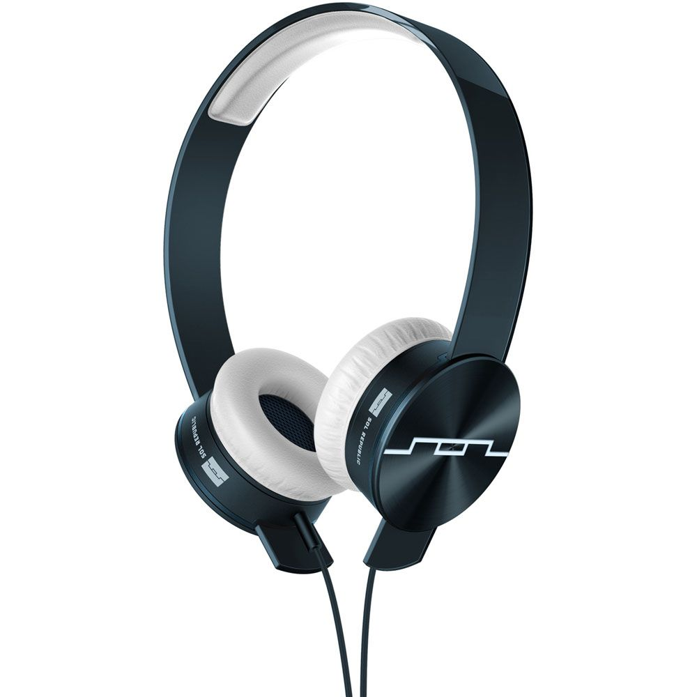 439-411 - SOL REPUBLIC® Tracks Ultra On-Ear Headphone w/ 3 Button Remote