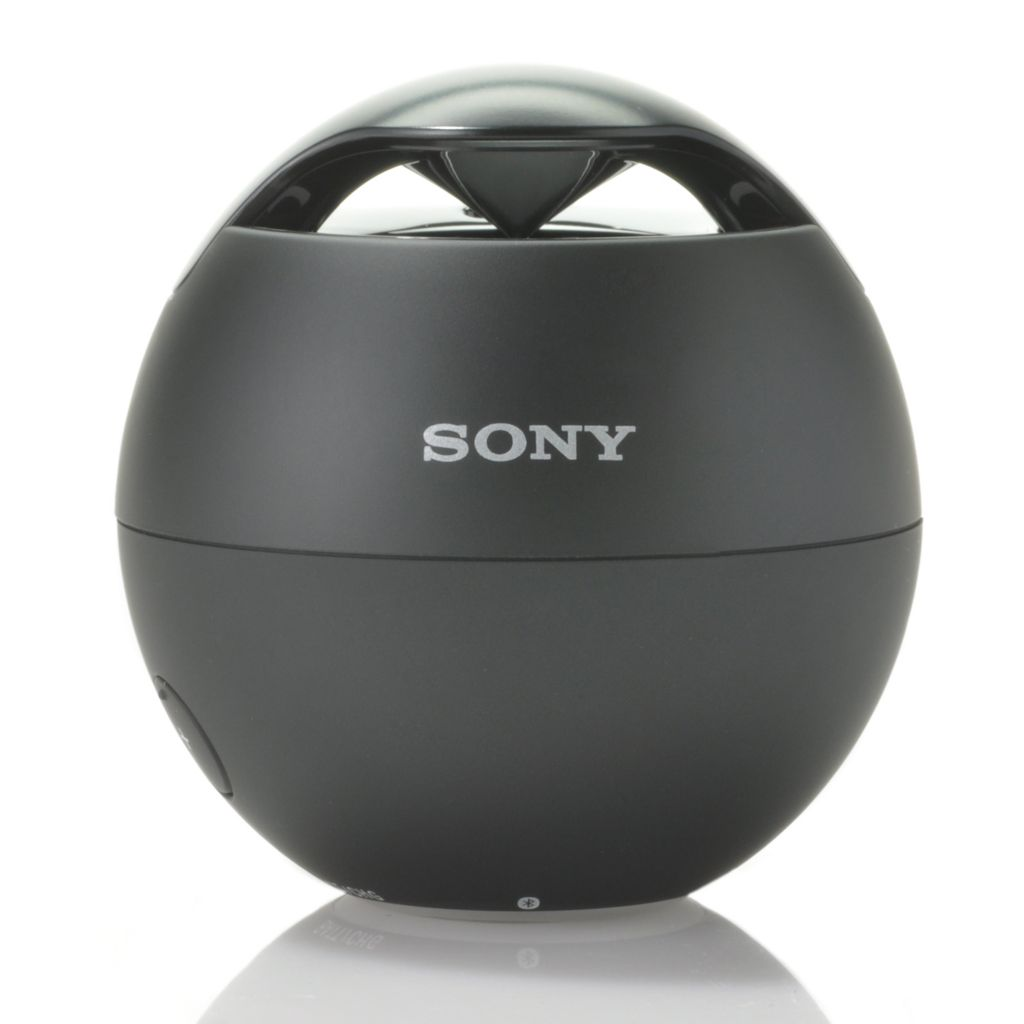 439-610 - Sony® Bluetooth® Speaker Ball w/ Carrying Pouch