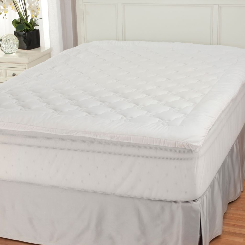 439-666 - Cozelle® Stain & Water Resistant Gusseted Mattress Pad