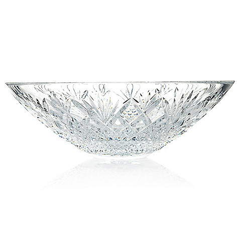 439-716 - Waterford® Crystal Sullivan 13'' Wedge & Diamond Cut Flared Bowl