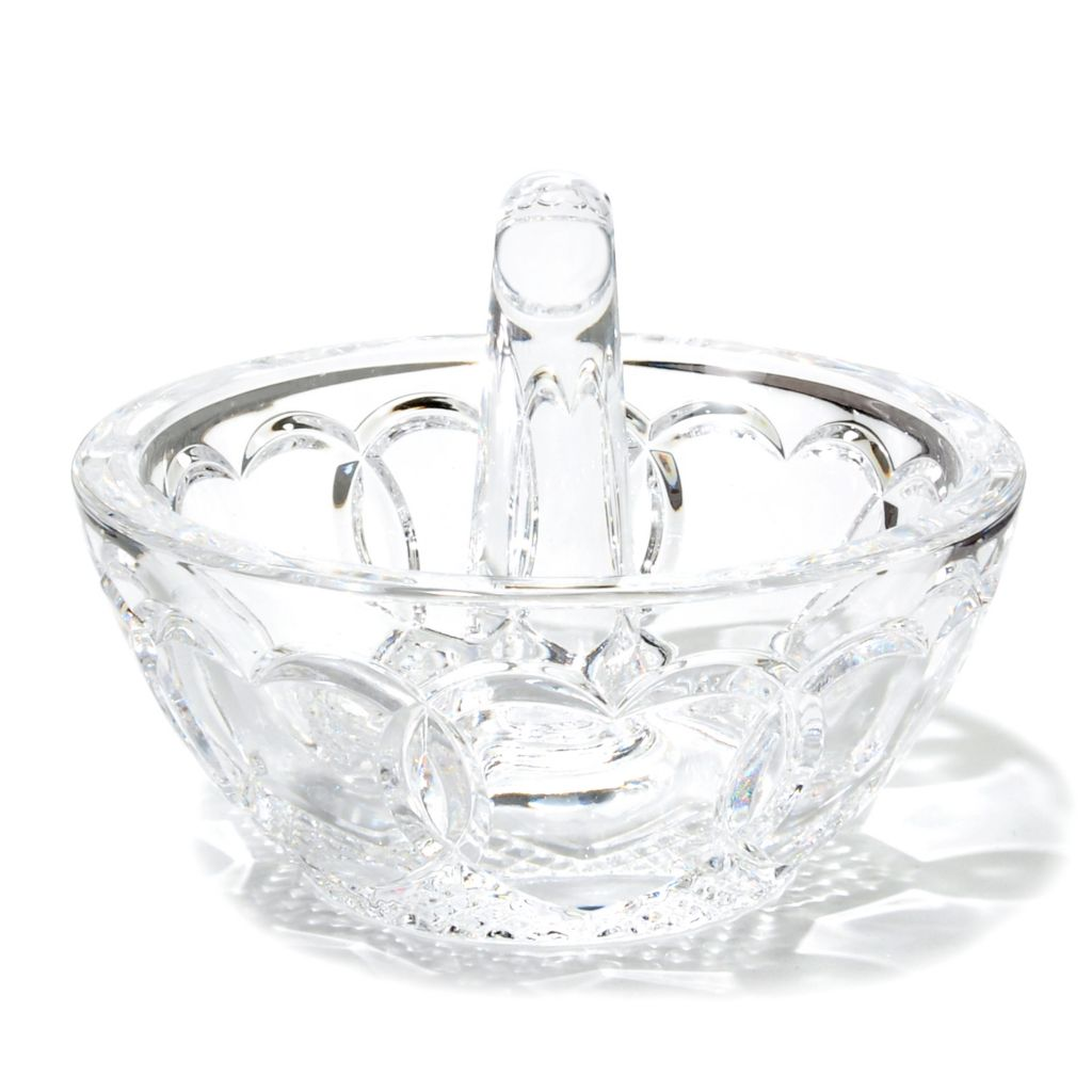 "439-733 - Waterford® Crystal 3.75"" Ring Holder"