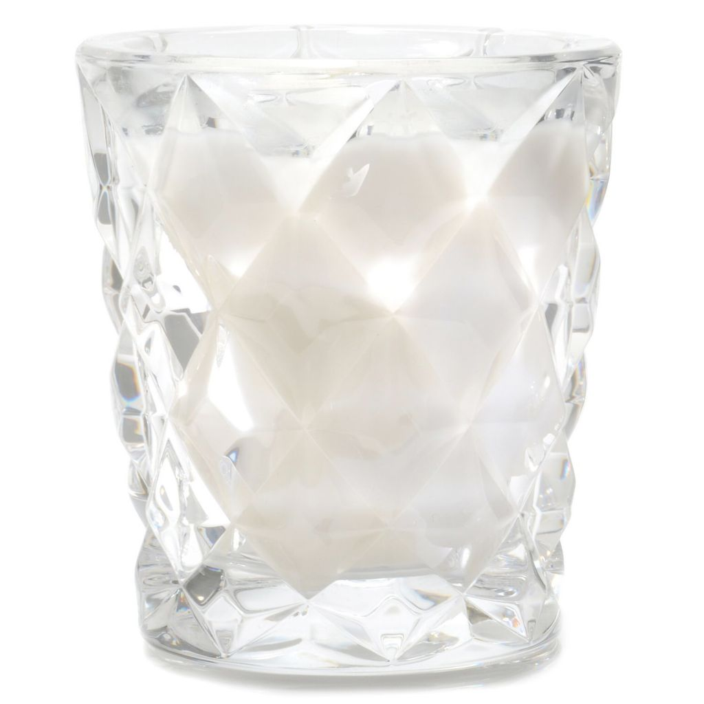 "439-755 - Waterford® Crystal Illuminology 4"" Holiday Scented Candle"