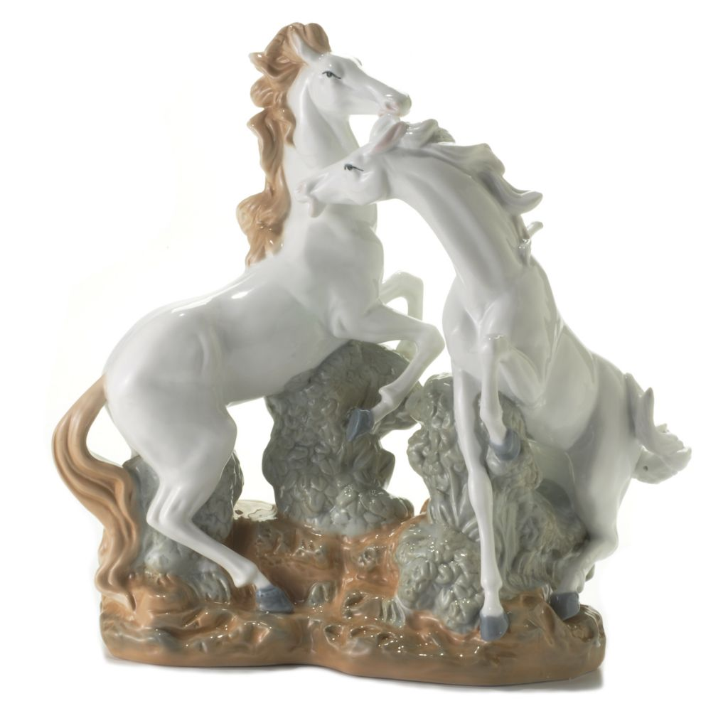 "439-870 - Sorelle® ""Arabian Nights"" Limited Edition 14"" Porcelain Figurine"