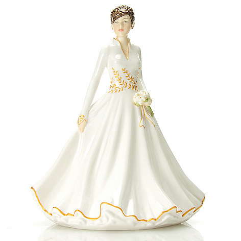 439-954 - Royal Doulton® Winter Wonderland 7'' Hand-Decorated Bone China Figurine
