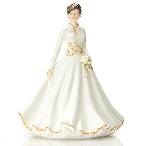 439-954 - Royal Doulton® ''Winter Wonderland'' 7'' Bone China Figurine